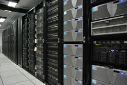 華大基因採用NVIDIA® Tesla™ GPU建置的大型資料中心。