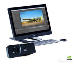 엔비디아 쿼드로 전문가용 그래픽 솔루션을 탑재한 올인원 워크스테이션 HP Z1 (1)