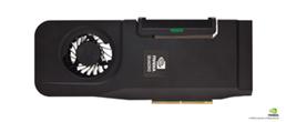 올인원 워크스테이션을 위한 새로운 엔비디아 쿼드로 외장 GPU (부감 이미지)