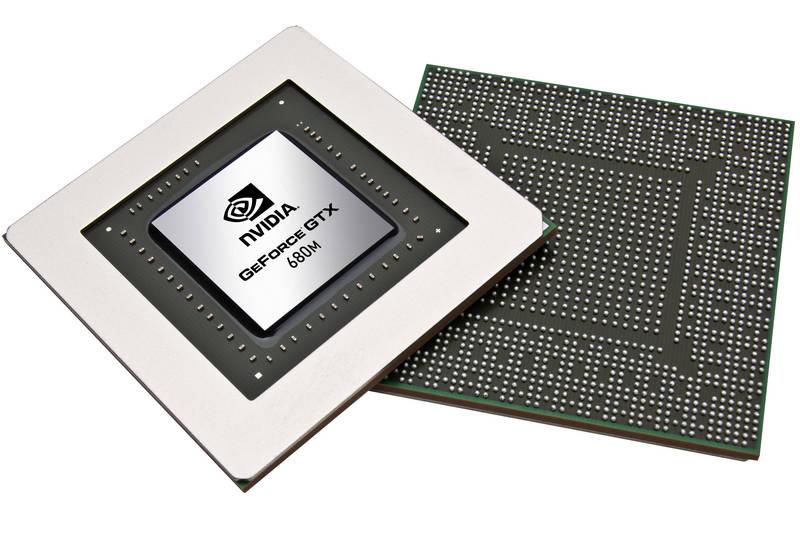 GTX 680M GPU 是史上最快、最先進的遊戲筆電 GPU