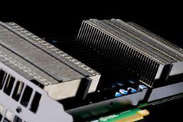 엔비디아 테슬라®K10 GPU 근접 사진