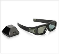 ALTERNATE: 3D Vision Brillen