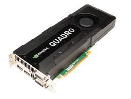 NVIDIA Quadro K5000 プロフェッショナル グラフィックスカード - 全体ショット