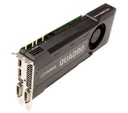NVIDIA Quadro K5000 プロフェッショナル グラフィックスカード - トップショット