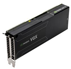 NVIDIA® VGX K2 让设计师、工程师能够随时随地在任何设备上工作,同时还能够运用工作站级别的性能