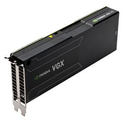 NVIDIA VGX K2 提供設計師、工程師隨時隨地透過任何裝置工作並同時擁有工作站級運算效能