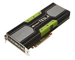 엔비디아 테슬라 K20 GPU 가속장치