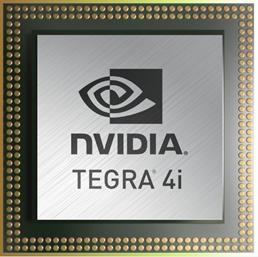 엔비디아 최초의 통합형 LTE 모바일 프로세서, 테그라 4i