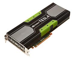 엔비디아 테슬라 K20X GPU 가속기