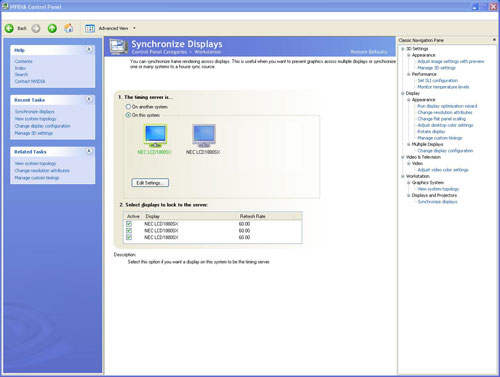 Windows Frame Sync