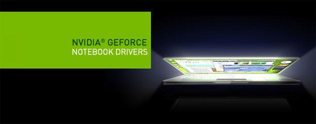 NVIDIA Notebook Drivers