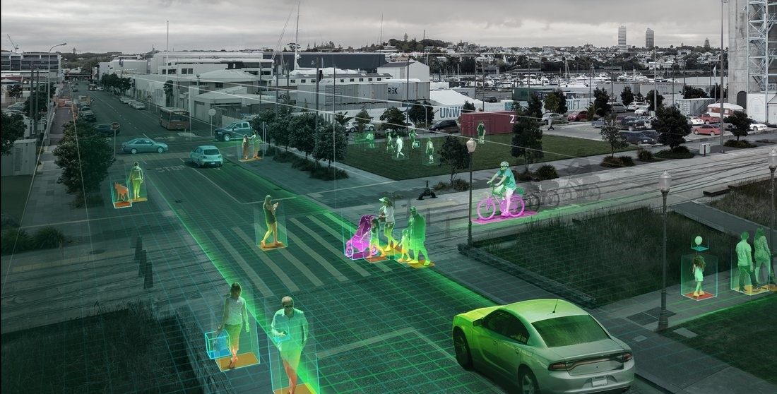 Nvidia is developing artificial intelligence systems that can take advantage of the more than 1 billion video cameras in cities to help manage everything from traffic congestion to parking.