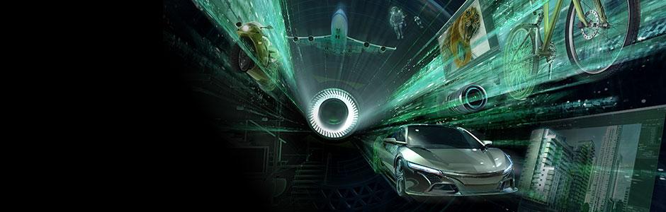 A PLATAFORMA DE COMPUTAÇÃO VISUAL MAIS POTENTE DO MUNDO - NVIDIA Quadro