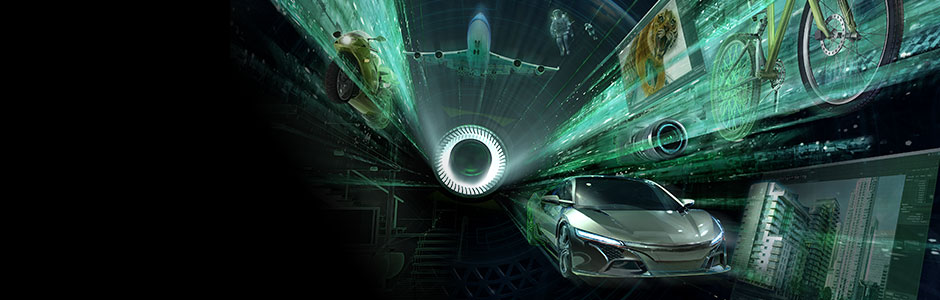 The World's Most Powerful Visual Computing Platform - NVIDIA Quadro