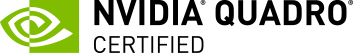 NVIDIA Quadro Certified