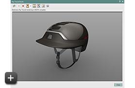 NX rendering