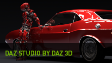 DAZ 3D Success Story
