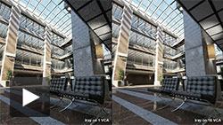 Physically Based Architectural Visualization