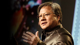 Read NVIDIA CEO, Jen-Hsun Huang articulate his vision for what's next in AI and how all industries will be impacted