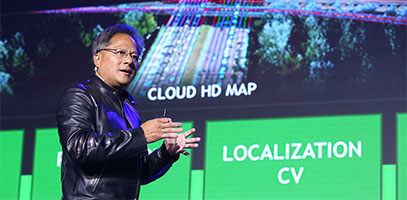 Baidu and NVIDIA Team up on First Map-to-Car Platform for Self-Driving Cars