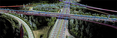 New HD-Mapping and AI-Driving Technologies for Self-Driving Cars