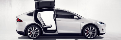 Tesla Motors Model X Rolls Out With Tegra Onboard
