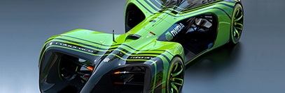 NVIDIA DRIVE PX 2 to Power World's First Robotic Motorsports Competition