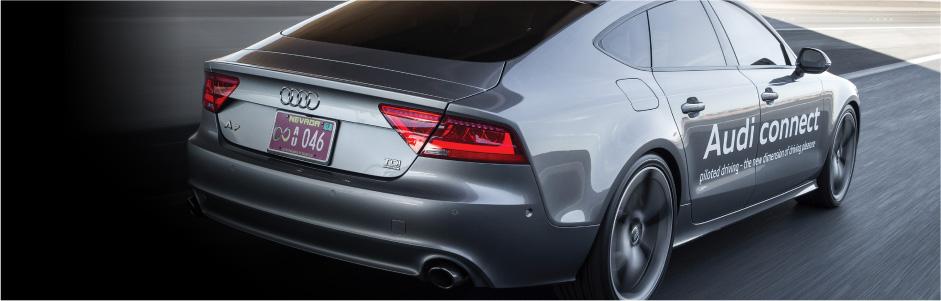 Audi y NVIDIA