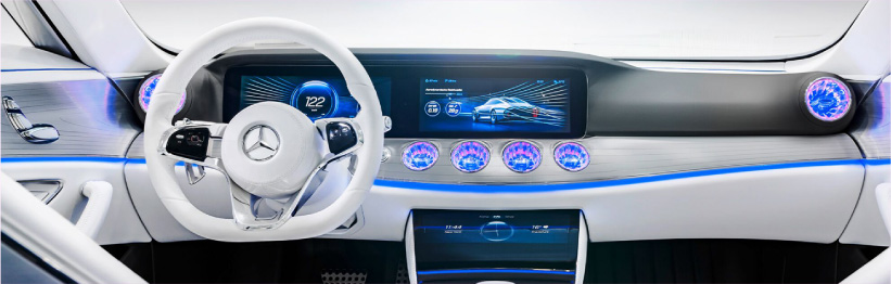 Mercedes-Benz PROJECT DASH