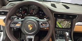 Porsche infotainment