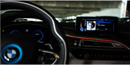 BMW Infotainment