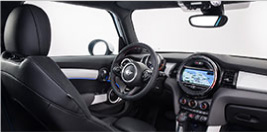 Mini Cooper Infotainment
