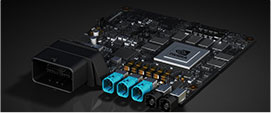 NVIDIA DRIVE PX. Scalable AI Car Computer for Self-Driving Vehicles