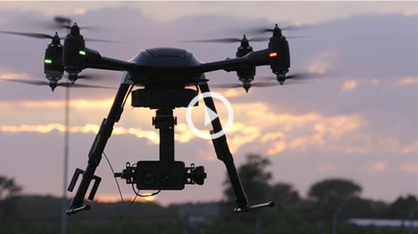 Aerialtraonics Video Image
