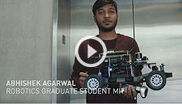 麻省理工學院 (MIT) 自動駕駛賽車