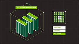 Pascal for Data Center Cost Savings
