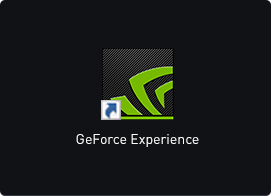 Open GeForce Experience