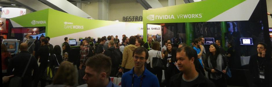 NVIDIA AT GDC 2017