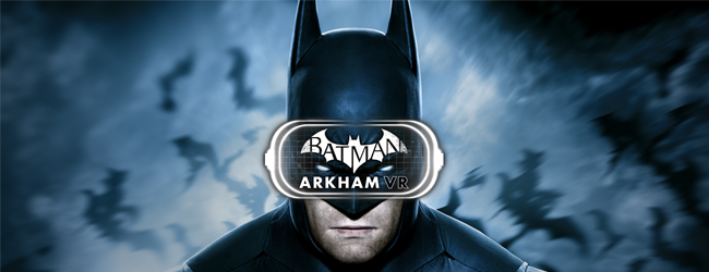 Become The Dark Knight Like Never Before with Batman: Arkham VR on PC