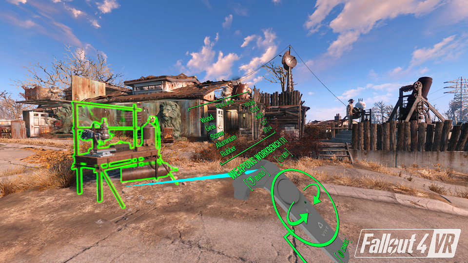 Fallout 4 VR Game Ready Driver Released