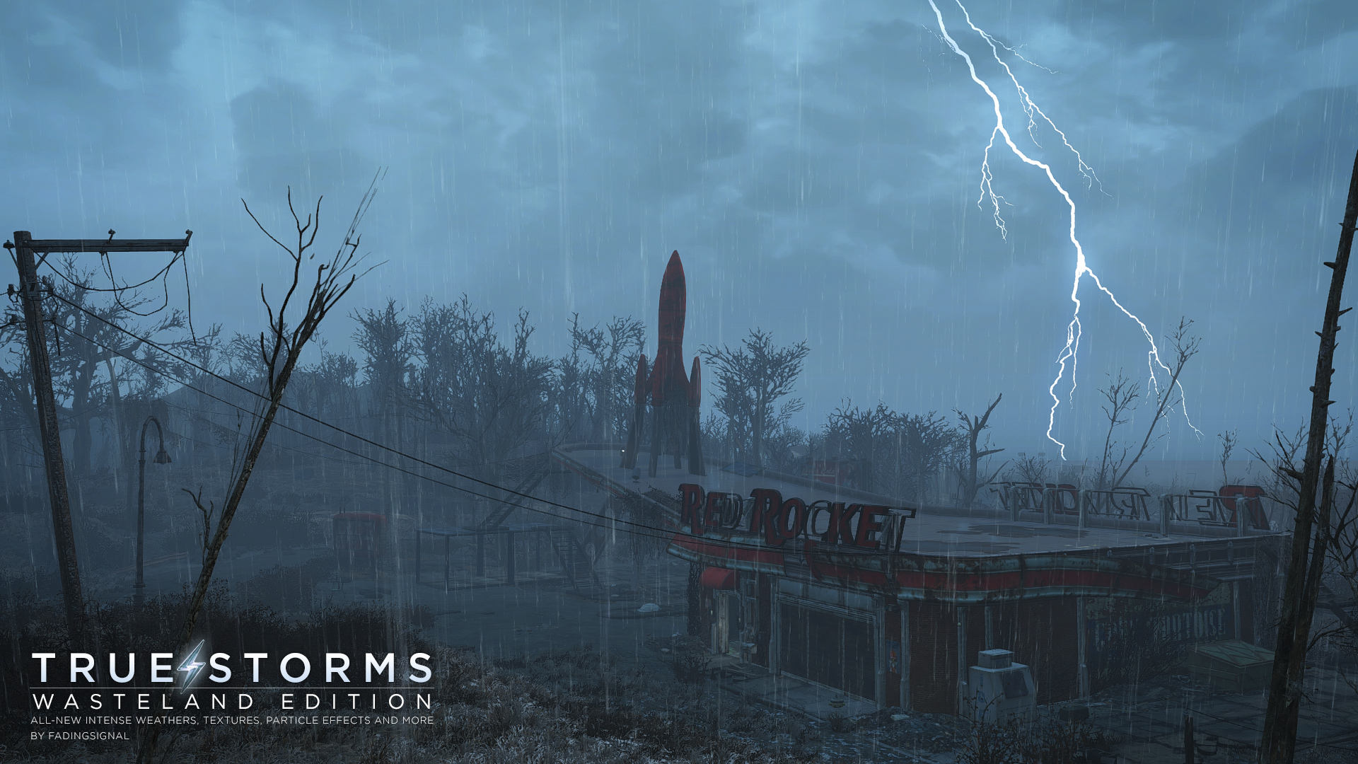 Fallout4 Mod True Storms