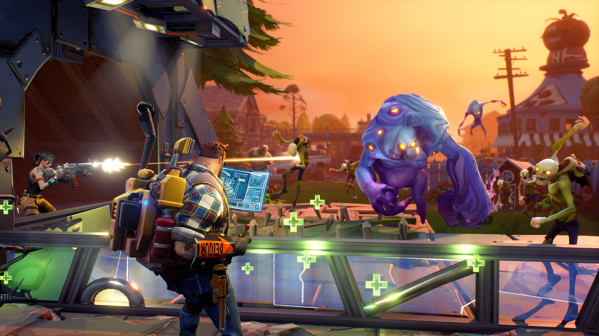 Fortnite Founder\u002639;s Packs Now Available: Gain Early Access To Epic\u2019s ActionBuilding