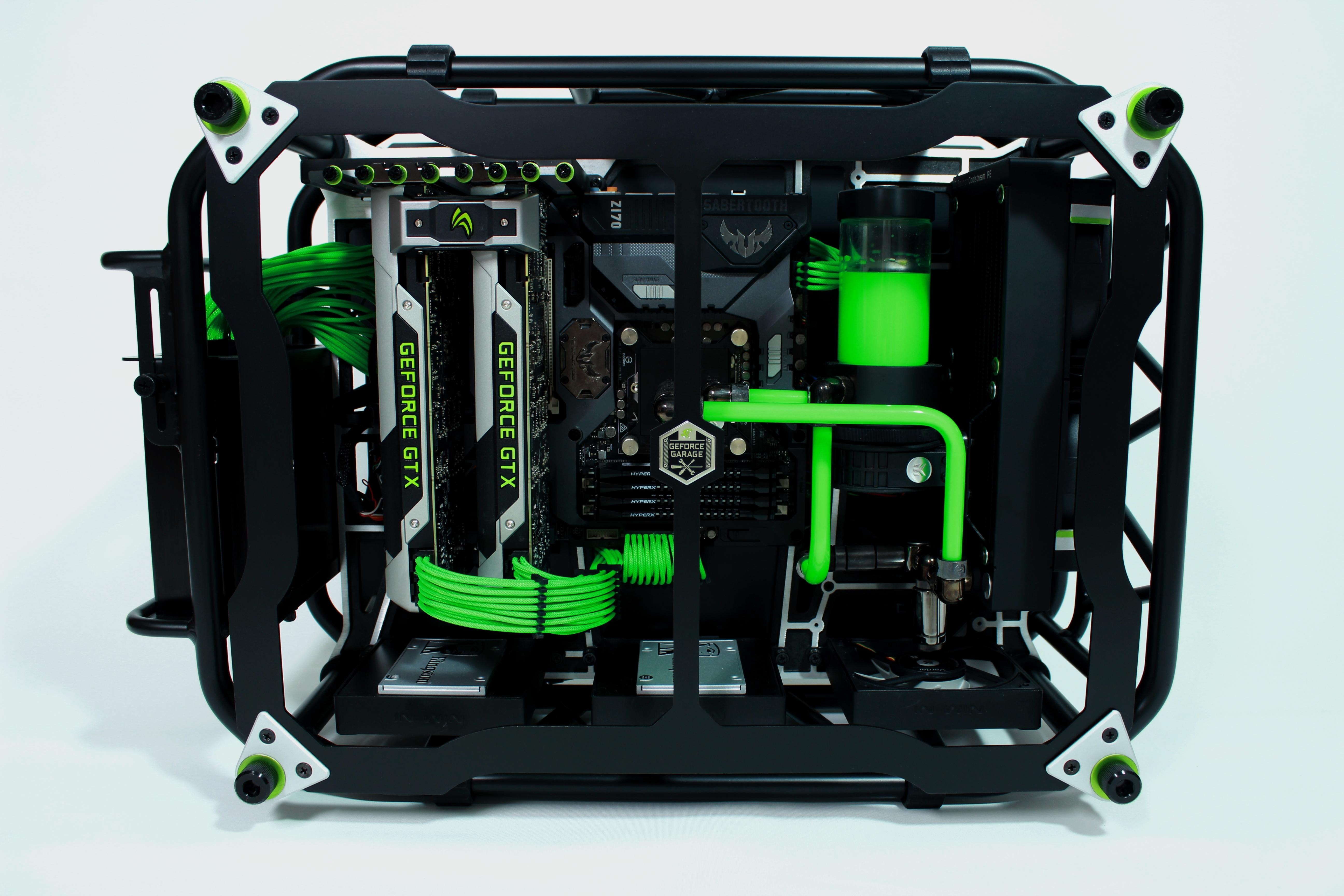 D Design Pc Build