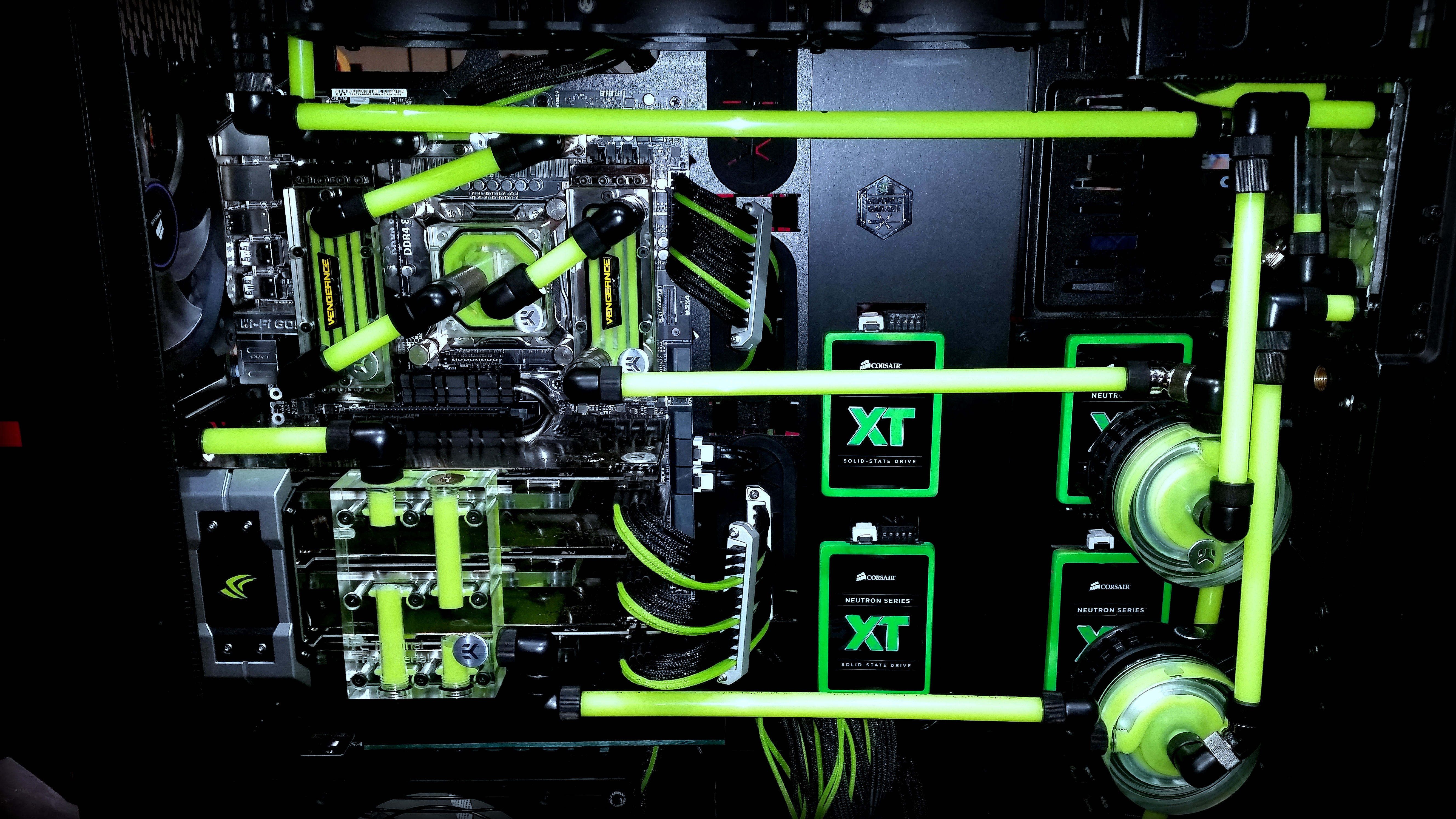 Rig Spotlight The GameX HULK