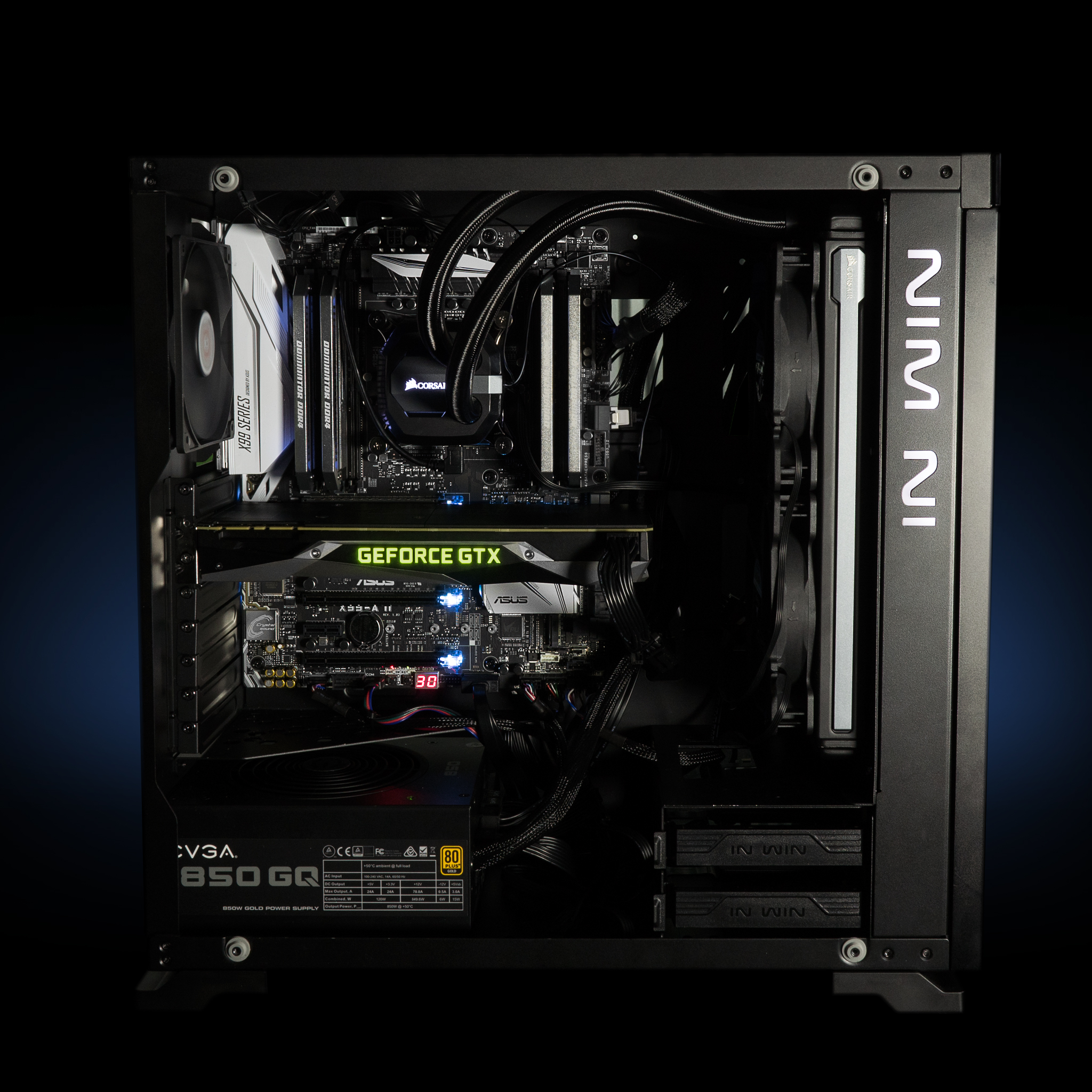 Celebrating In Win S 30th With New Pc Builds Geforce