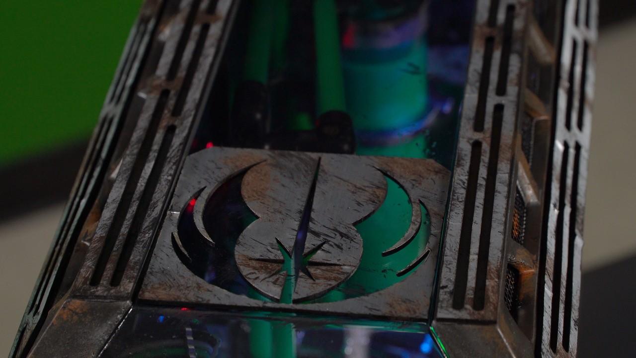 YIDIY: Alex Ciobanu & the Jedi H500P Build | GeForce