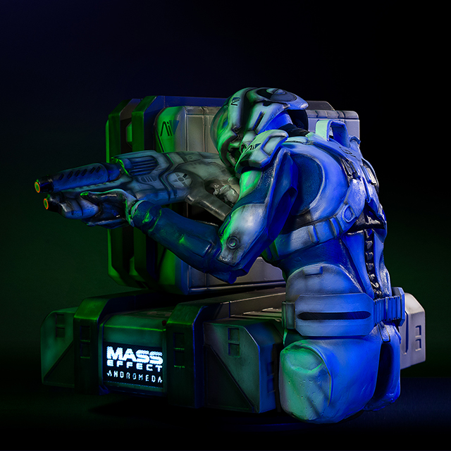 Mass Effect: Andromeda 'Andromeda Initiative Custom PC'