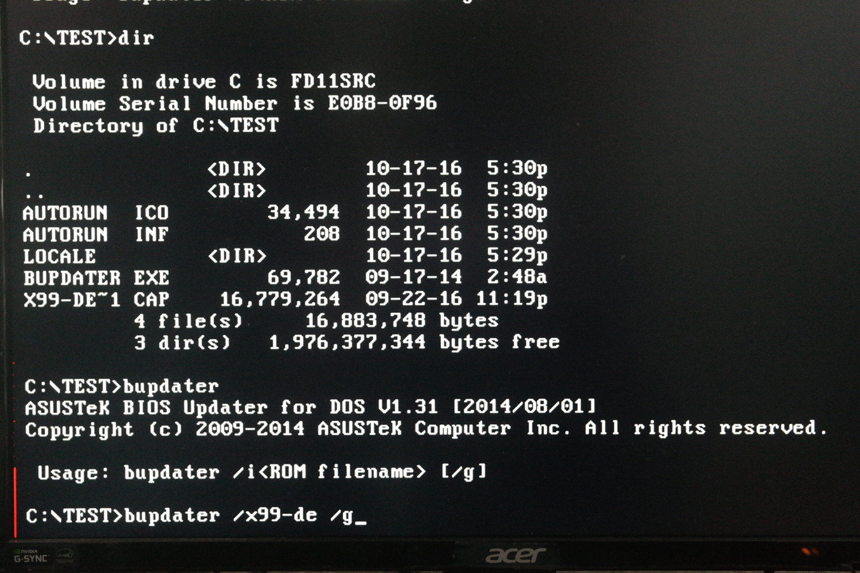 How To Update Your Motherboard Bios Using A Simple Usb
