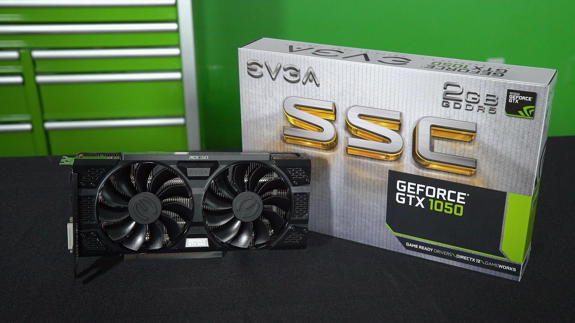 GeForce Garage: Build An Entry-Level GeForce GTX 1050 Gaming