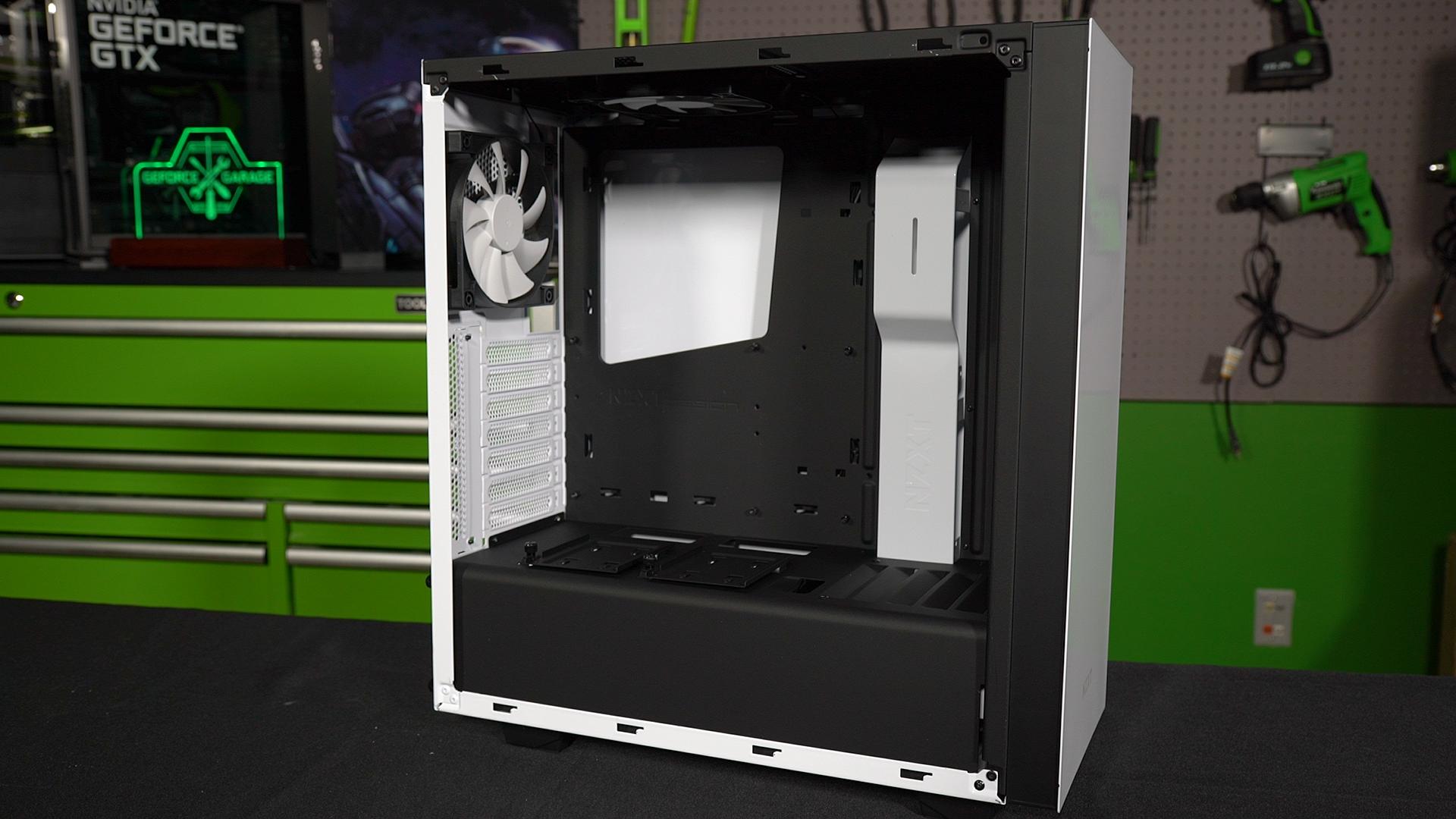 Geforce Garage Building A Mid Level Geforce Gtx 1070